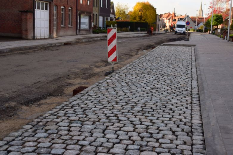 Update wegenwerken Zonnebeekseweg