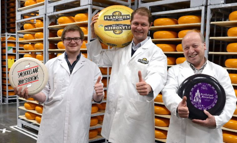 Belgische kazen absolute winnaar World Cheese Awards