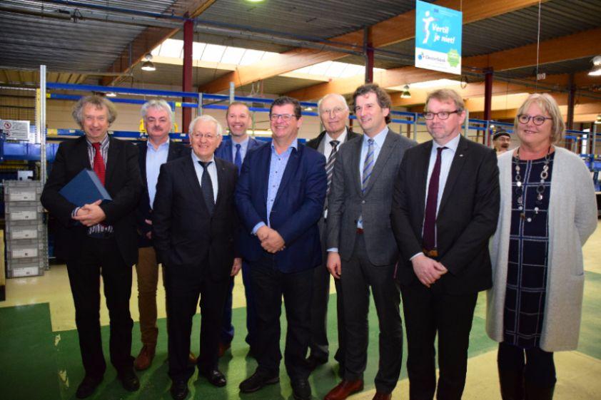 Oesterbank wil hun partnership nog verder uitbreiden