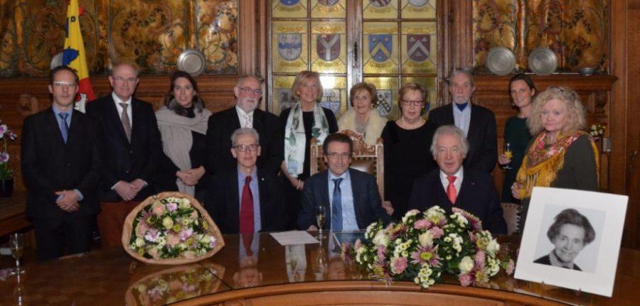 Wilfried Vermeulen geëerd voor levenslange inzet voor cultuur in regio Ieper