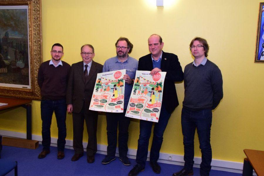 Wervik 2050 Wervicq-Sud wordt groots volksfeest