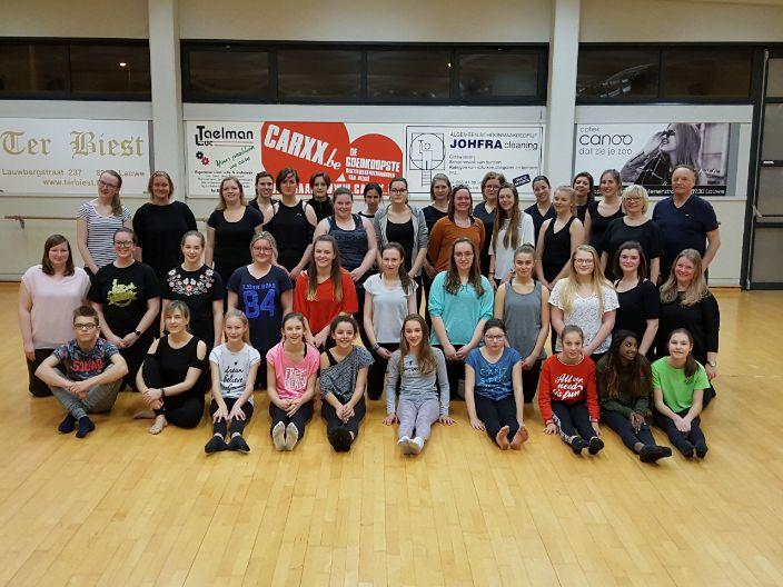 Danstheater Arte: succesvolle dansstage met Jac Delsing en Eliane De Ghendt