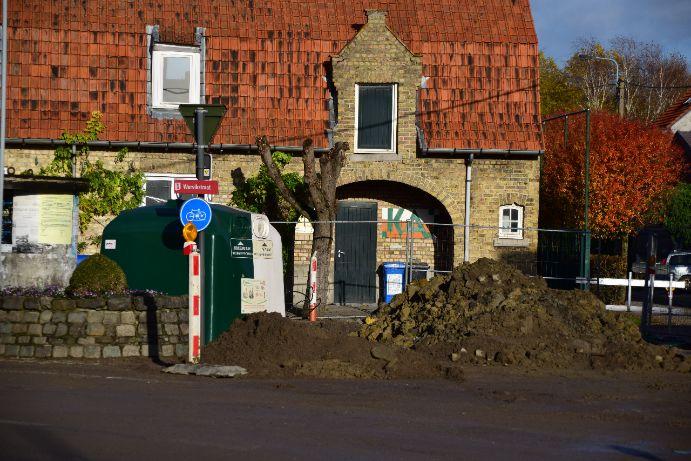 Update Werken Zillebeke-dorp