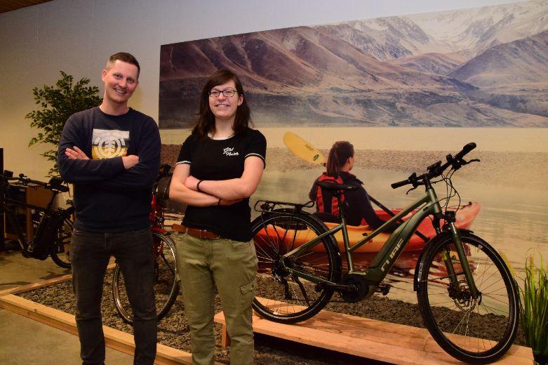 Electro Cycles  opent grootste E-bike testparcours van Vlaanderen in Waregem