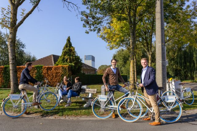 Skyline Park investeert verder in duurzaamheid en welzijn met deelfietsen