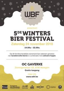 Winters bierfestival