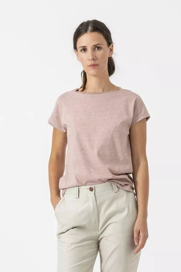 T-Shirt Paula von Grenzgang Slow Organic Fashion