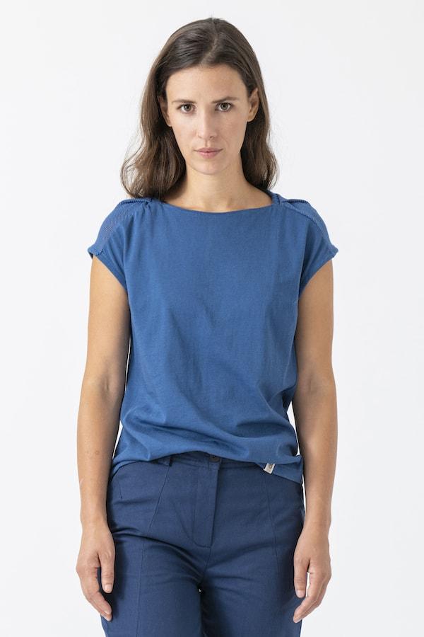 T-Shirt Ophelia von Grenzgang Slow Organic Fashion