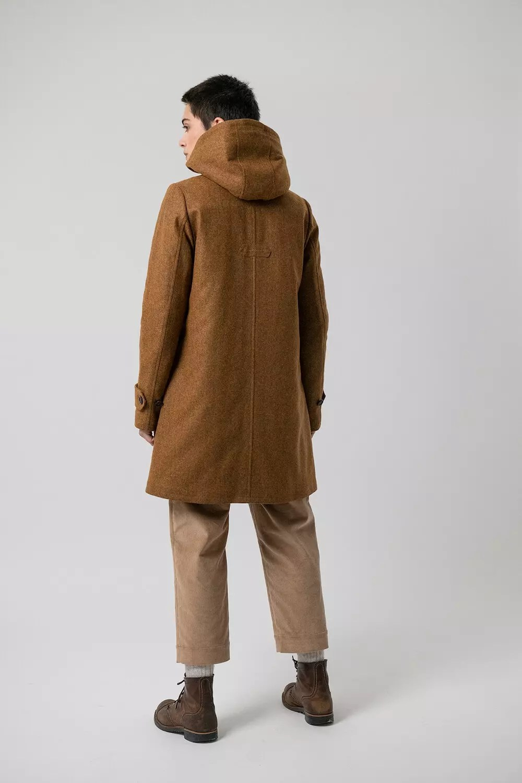Mantel Anette von Grenzgang Slow Organic Fashion