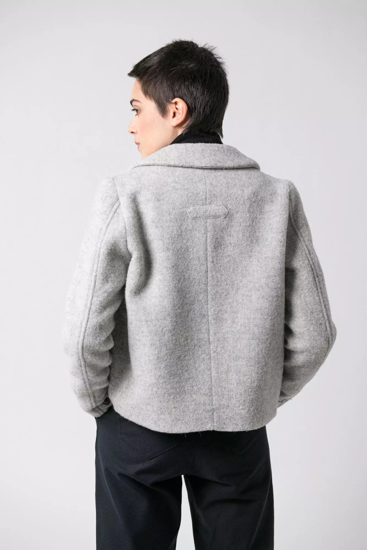 Jacke Antonia von Grenzgang Slow Organic Fashion