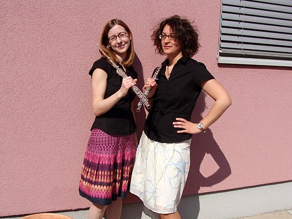Karo und Stephie