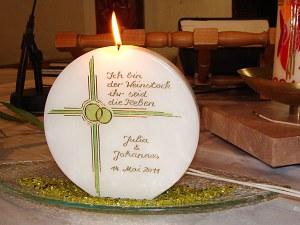 Hochzeit Johannes Rockenbauer und Julia Schinner