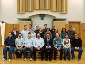 Jahreshauptversammlung mit Neuwahlen, der neue Vorstand 2011