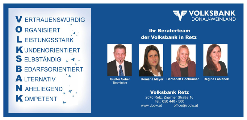 Volksbank Retz