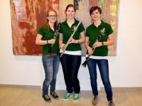 Sophie Kianek, Christina Rockenbauer, Evelyn Geist