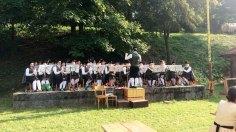 Alljährlich nehmen wir die Einladung des ÖKB OV Fronsburg gerne an, um gemeinsam die Tradition des Bründls zu feiern.