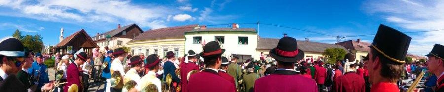 Marschwertung Weiterfeld 2015 - zu Gast bei unserem Nachbarn