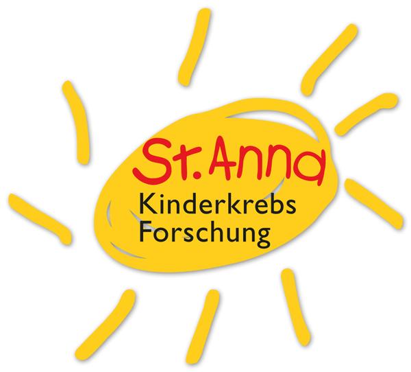 St. Anna Kinderkrebsforschung Logo