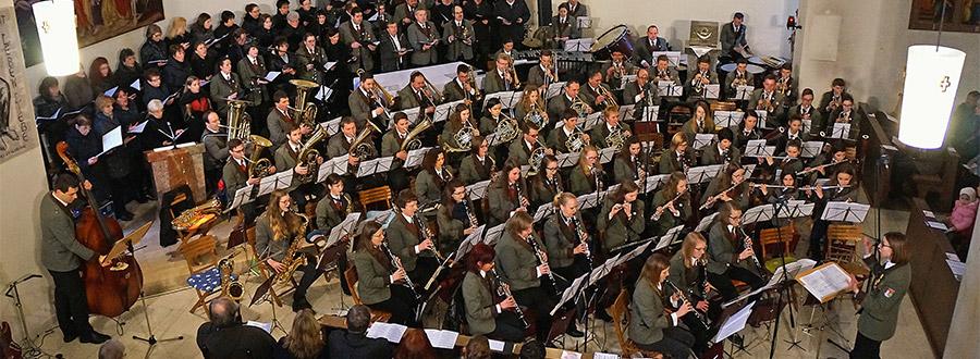 Kirchenkonzert 2016 Felling Teaser