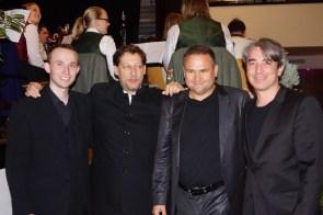 Alle vier Komponisten