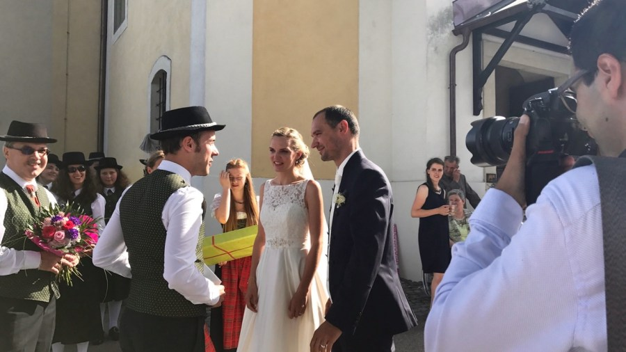 Hochzeit Watzelsdorf - Carina und Roland Kahrer