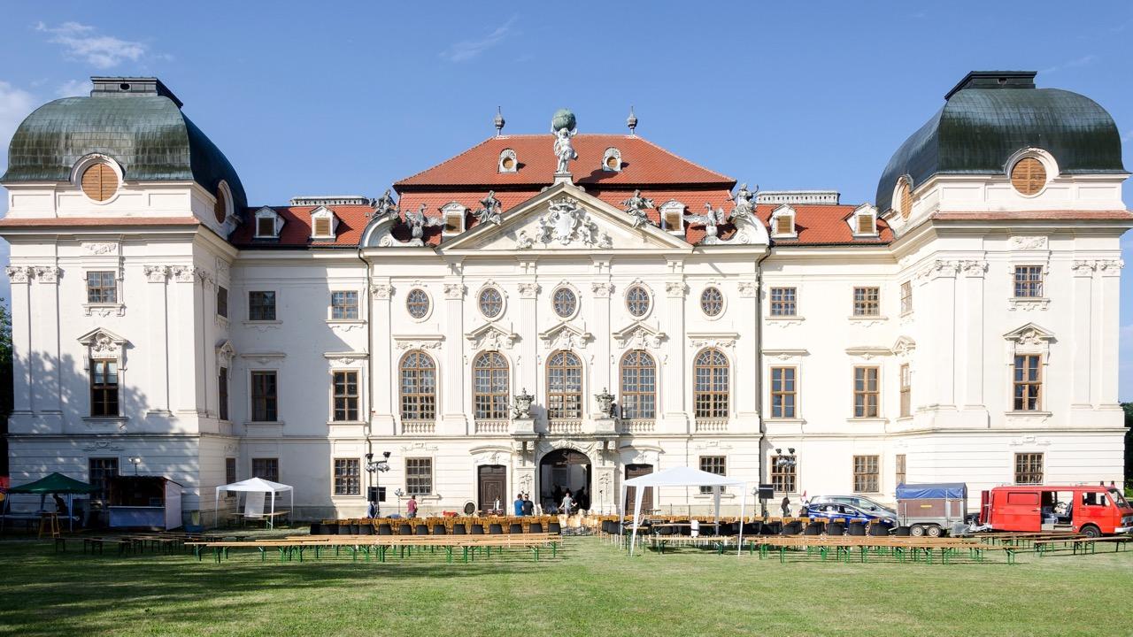 Schlosskonzert 2018 – 1