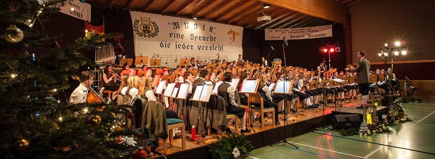 39. Neujahrskonzert der Grenzlandkapelle