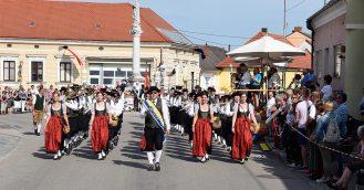 Marschwertung 2019 in Röschitz