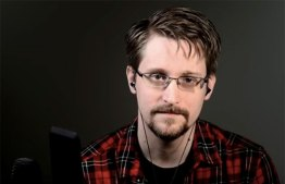 "Edward Snowden zu Gast bei ""The Joe Rogan Experience"". Copyright: Joe Rogan Experience"