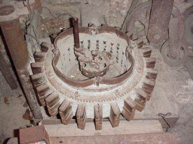 coral castle Magnetic Generator