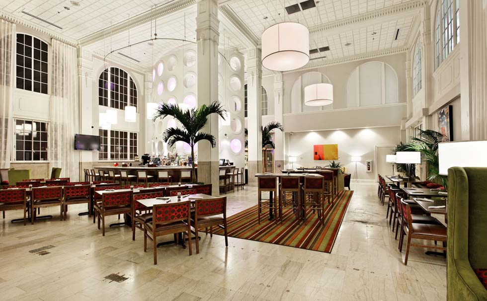 Hotel Indigo  Gresham Smith and Partners