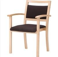 Seniors Chair Claro 2 by HABA, Black, 094935