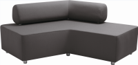 Boomerang Sofa-Synthetic Leather