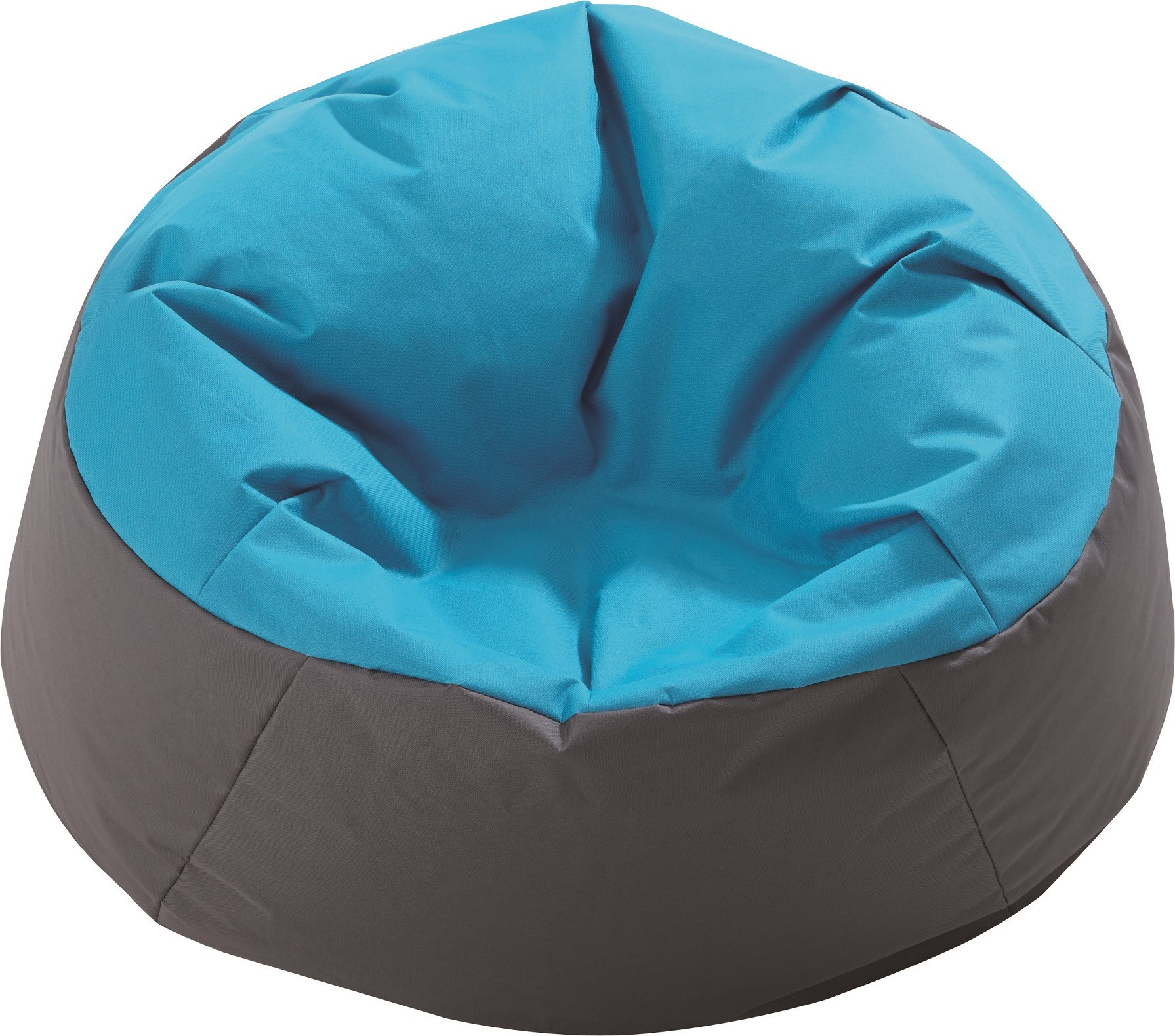 Ball Bean Bag  Teal  Anthracite  by HABA 022927
