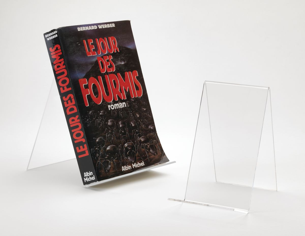 Acrylic Book Stands Gresswell Specialist Resources For