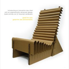 Chair Design Research Zara Home Covers The Human Factor Thinking Gretchen Chern Cardboard