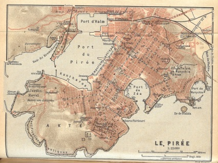 Hippodamian Plan of Piraeus