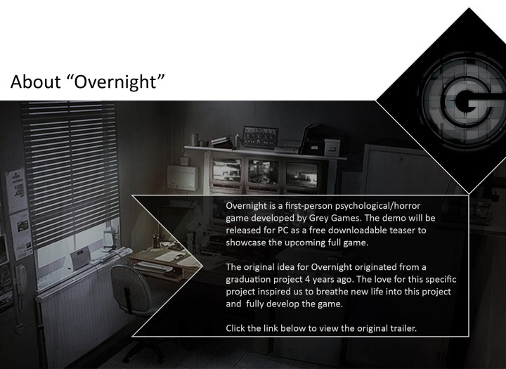 Introduction to Overnight Template