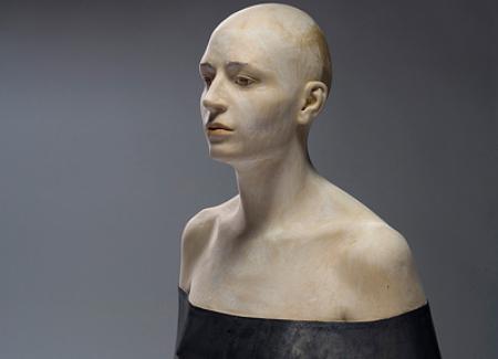 La scultura della Val Gardena a Pietrasanta Bruno Walpoth da Accesso Galleria  Grey Panthers