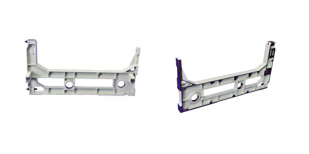 Textile Machinery Gray Iron Casting Process Customized