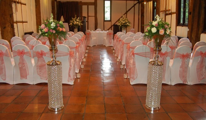 wedding chair cover hire bedford 12000 series ergonomic executive vases pedestals centre pieces and more by greycourt florists