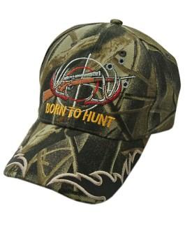 """""""BORN TO HUNT"""" CAP"""