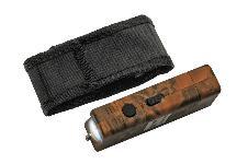 3.5″ KWIK FORCE ULTRA MINI (CAMO) STUN GUN W/ BUILT-IN CHARGER