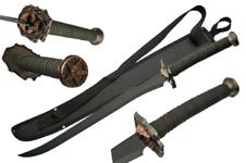 30.5″ BLACK SKULL SWORD