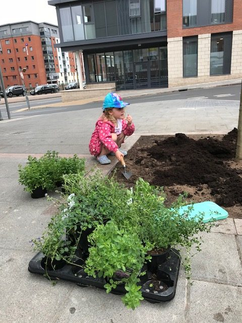 The Greening Greyfriars Project