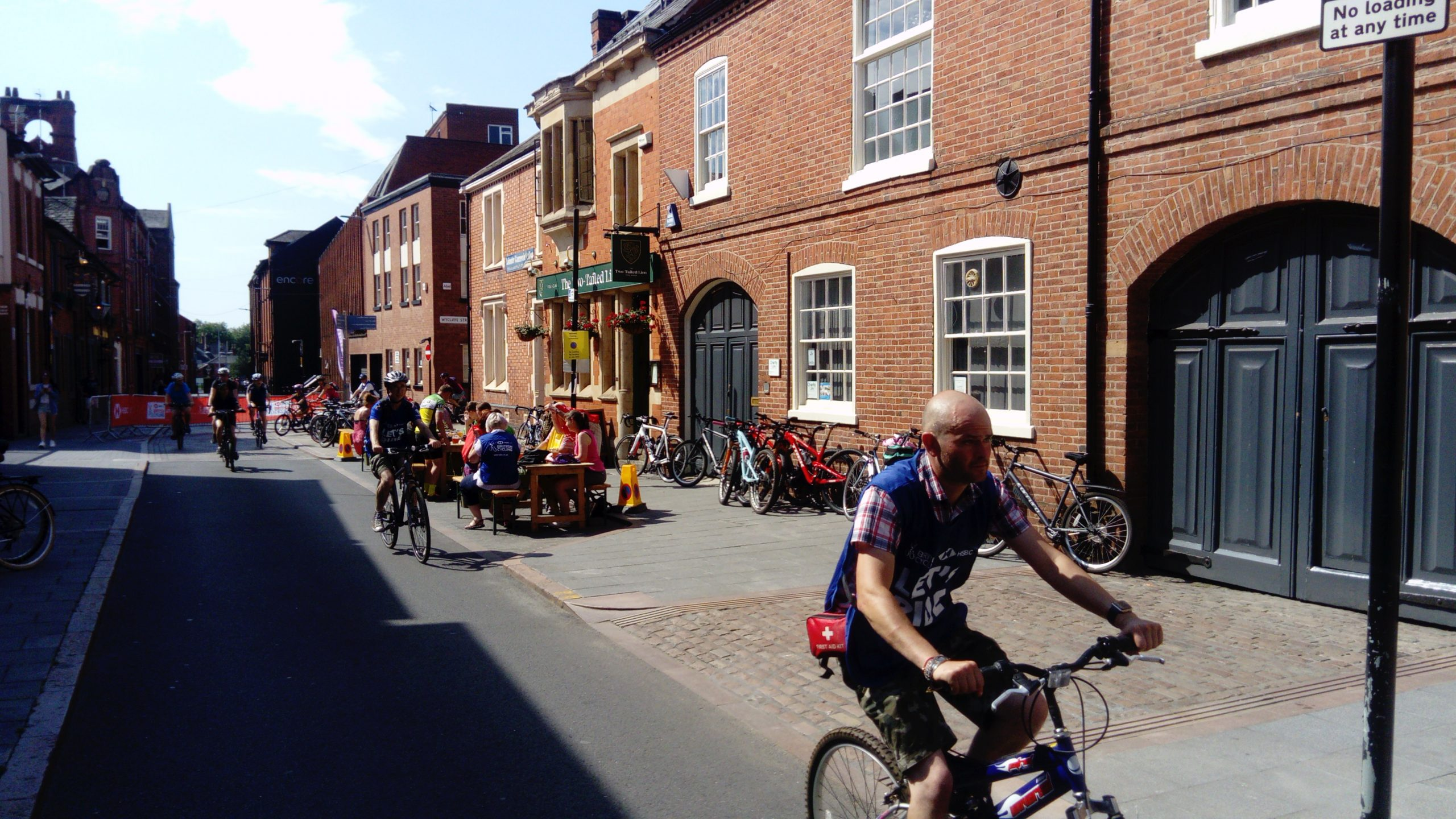 Leicester Greyfriars Cycling Events