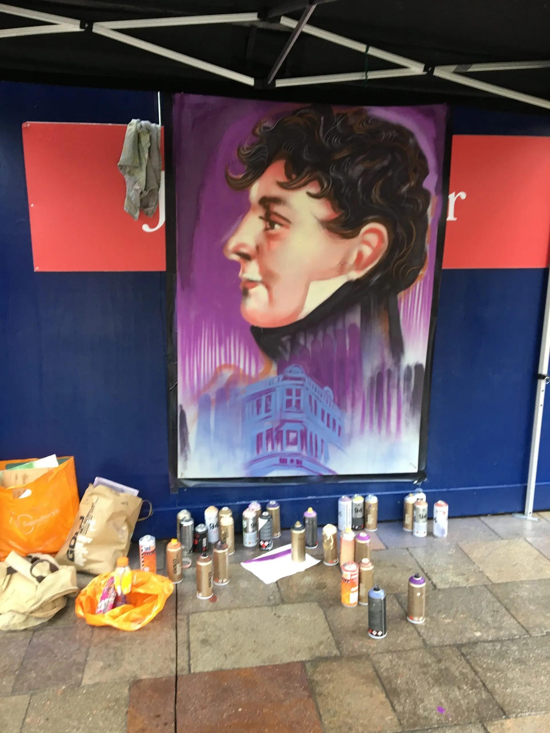 Graffiti Art - Open Streets