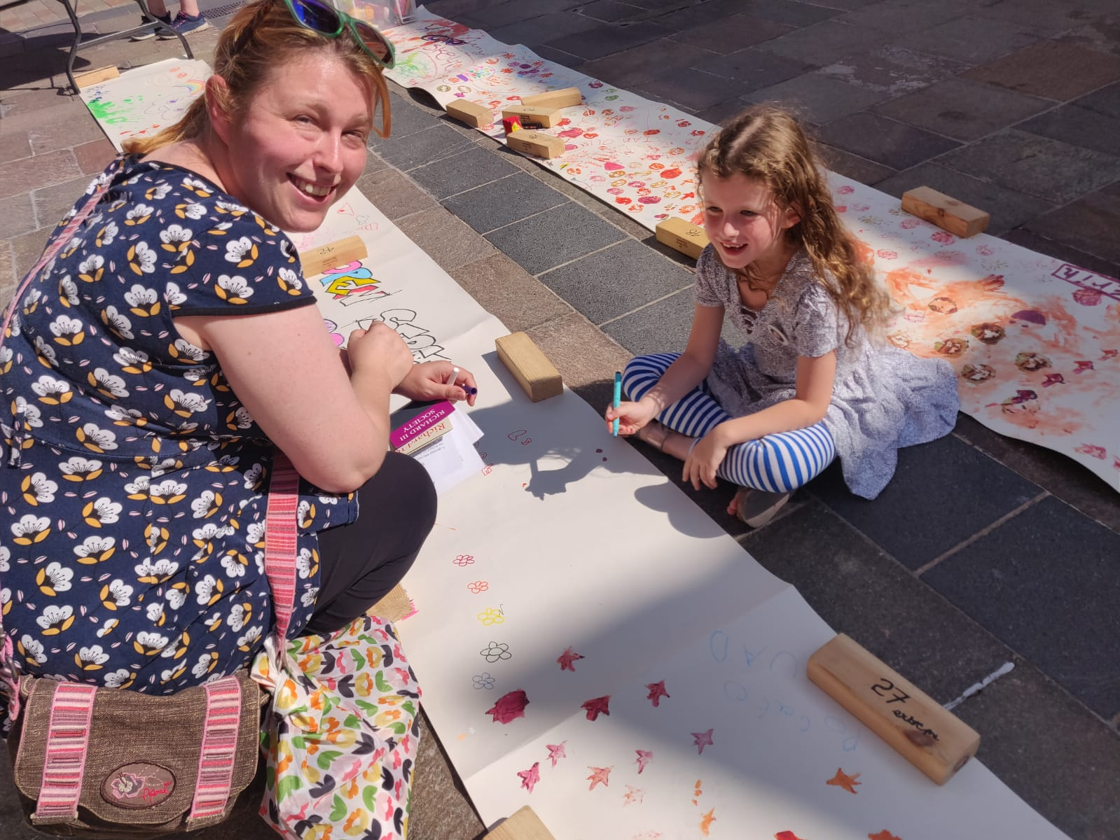 Activities at Leicester Open Streets