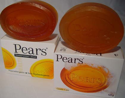 The Great Pears Soap Disaster :: spot the imposter