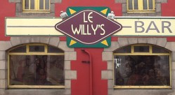 A bad case of le Willy's